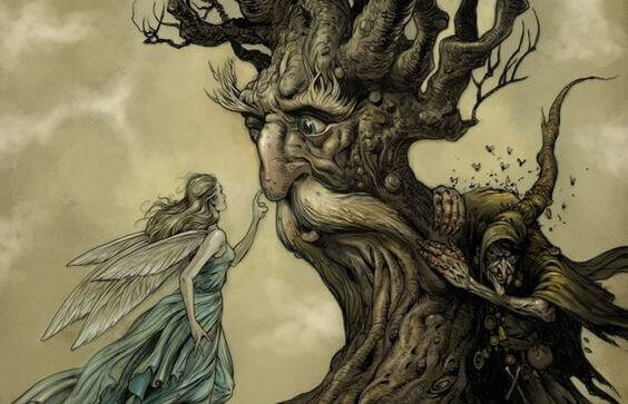 arbre-et-fee
