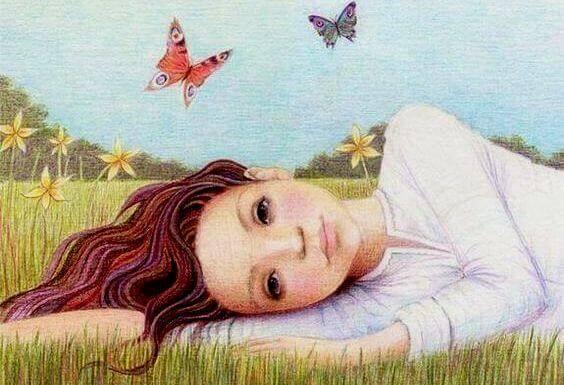 femme-et-papillons-2