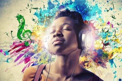 La synesthésie : j'entends des couleurs et je vois des sons