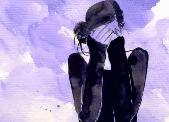 5 émotions qui abîment des parties de notre corps