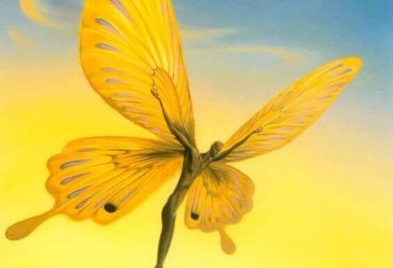 homme-papillon