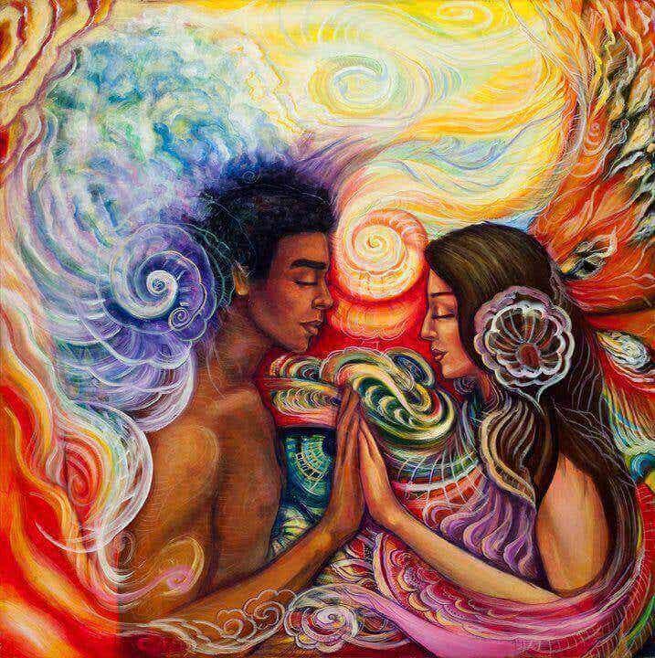 L'amour et le sexe : ensemble, ils rendent l'autre plus fort