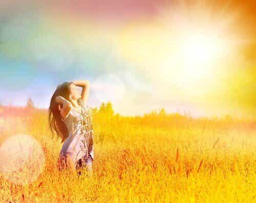 Votre liberté est dans votre esprit et dans vos émotions