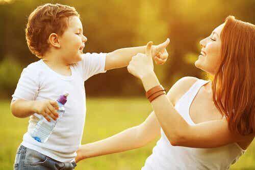 La discipline positive pour élever des enfants heureux