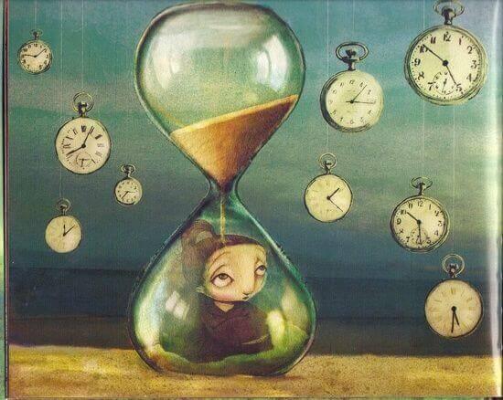 Le temps n'efface pas les sentiments ; il nous permet de les mettre à leur place