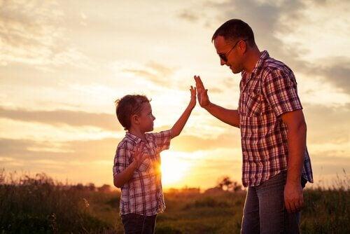 La meilleure manière de gagner le respect d'un enfant c'est en le respectant