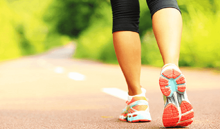 La marche est bénéfique pour les personnes qui souffrent de fibromyalgie
