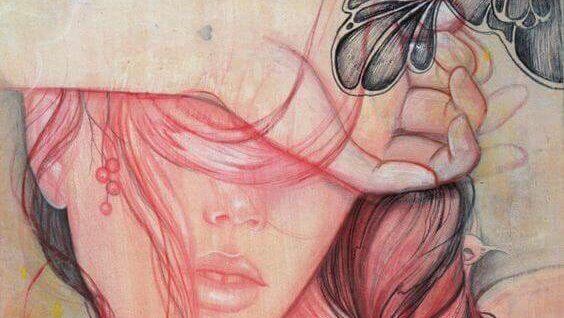 ilustracion-mujer-en-color-rosa-e1456789010614