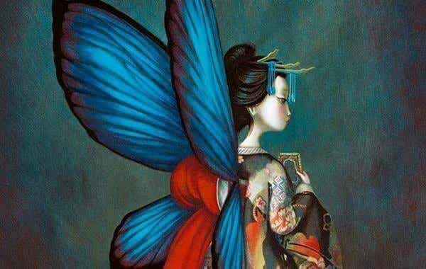Le-a plus fragile est celui/celle qui donne le moins l'impression de l'être