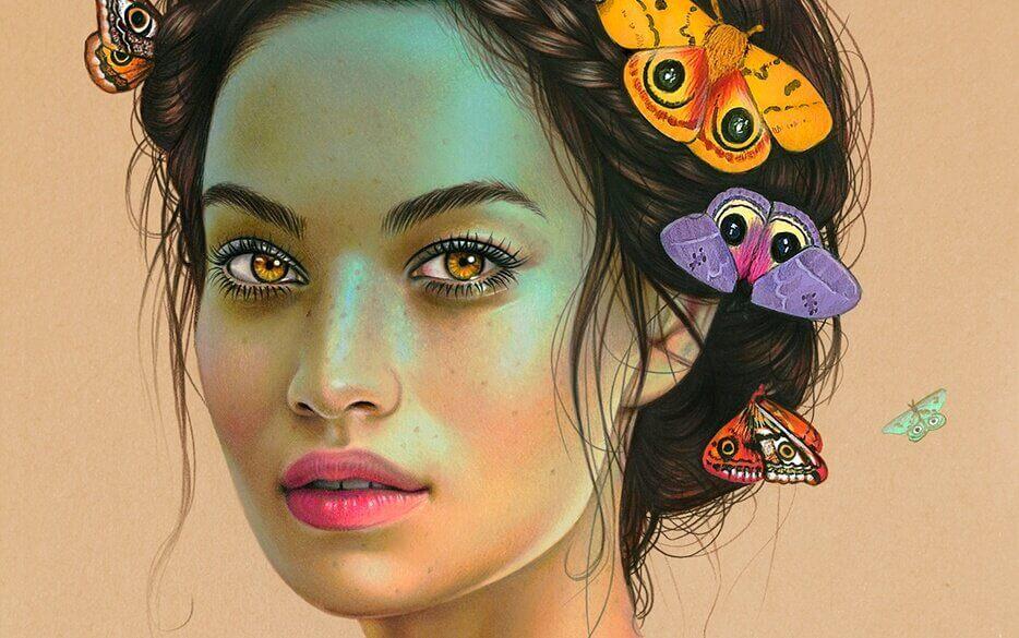 femme-et-papillons-3