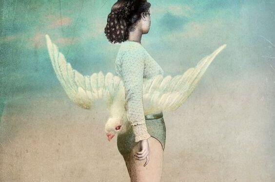 fille-oiseau-blanc