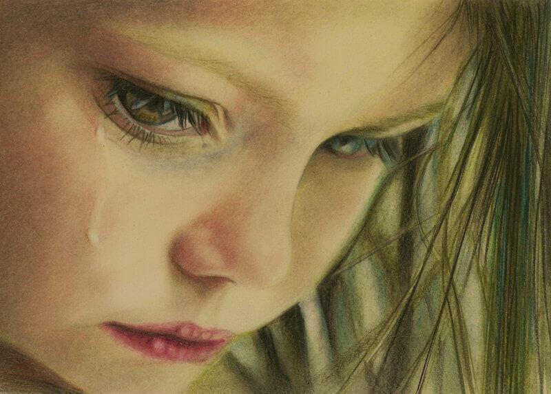 fille-pleurs-dessin