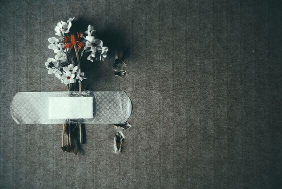 fleurs-souffrance
