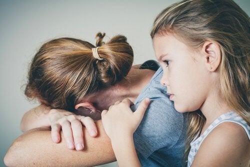 Comment la dépression affecte la relation mère-enfant