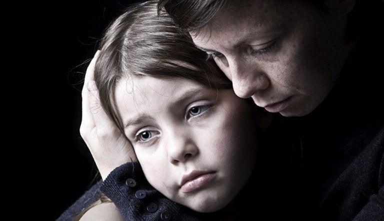 La dépression n'est pas un jeu d'enfants