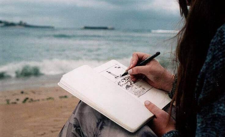 Si le chaos règne en maître dans votre esprit, alors mettez-vous à dessiner