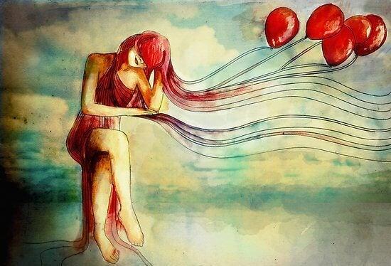 femme-et-ballons