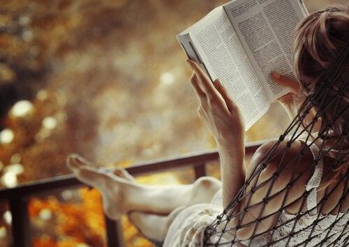 La lecture grandit l'âme