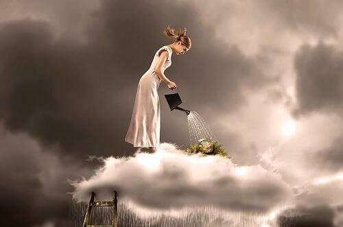 femme-nuage