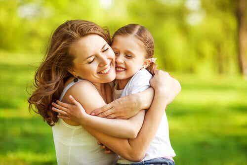 L'amour, cette baguette magique dans l'éducation des enfants