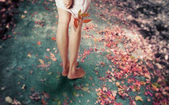 pieds-fleurs