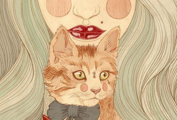 mujer-con-gato-1