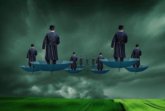hommes-sur-parapluie-christine-ellger