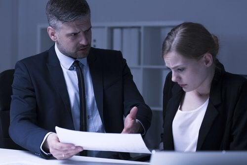 Le mobbing, ou le harcèlement psychologique au travail