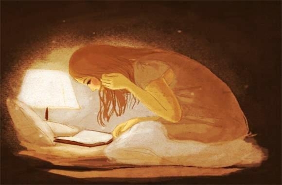 L'aube appartient aux amoureux-ses, aux rêveur-se-s et aux lecteur-trice-s