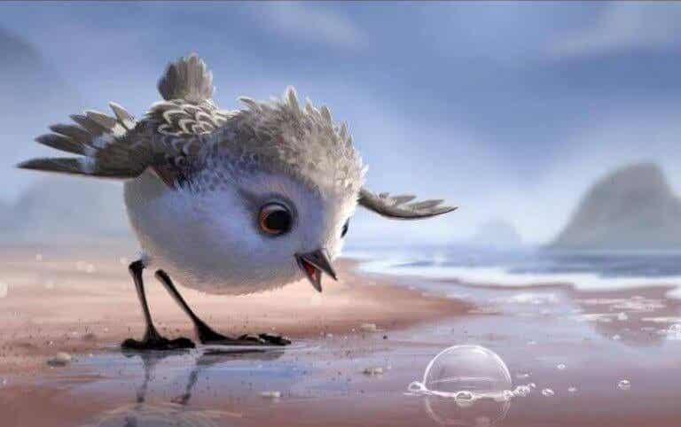 Piper, l'un des dessins animés les plus jolis et les plus tendres de Disney