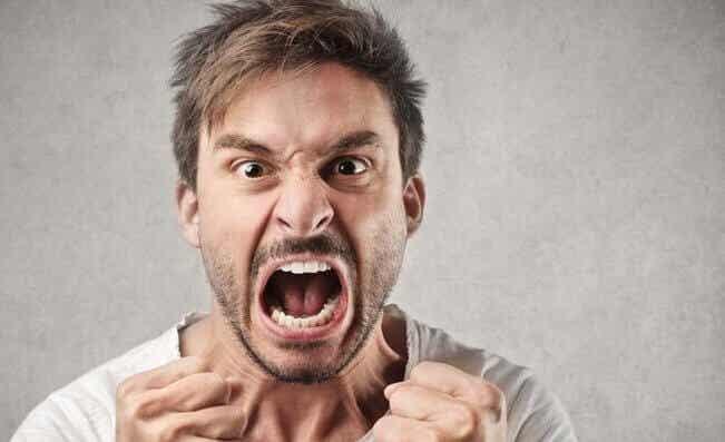 Personne ne nous met en colère, nous nous fâchons nous-mêmes en ne nous contrôlant pas