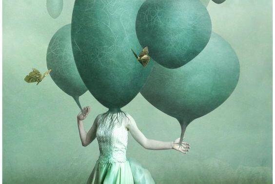 mujer-con-globos