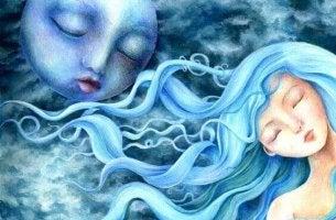 mujer-luna-en-calma