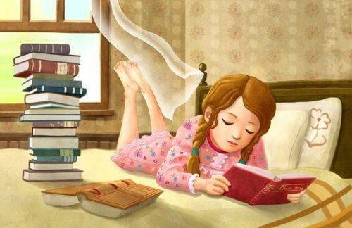 nina-leyendo