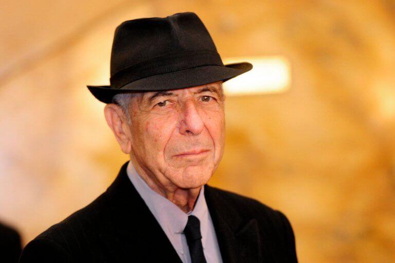 Leonard Cohen, ou quand la poésie devient musique