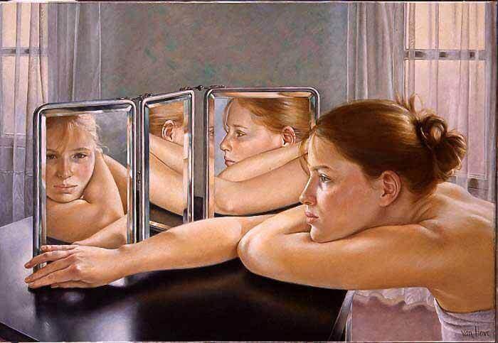 """La loi du miroir, la règle """"magique"""" pour régler nos problèmes avec les autres"""