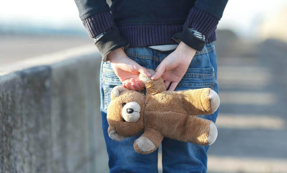 Je ne suis plus cette petite fille à qui tu offrais des pyjamas ours