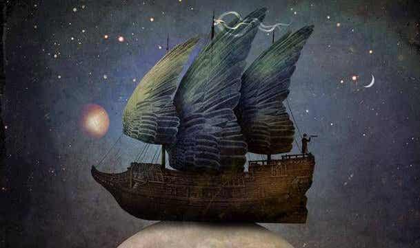 Même si le vent tourne, mon voilier me mènera à toi