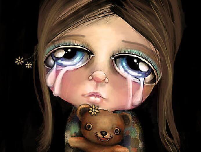"""""""Ne pleure pas"""" n'est PAS la réponse adéquate face à un enfant en larmes"""