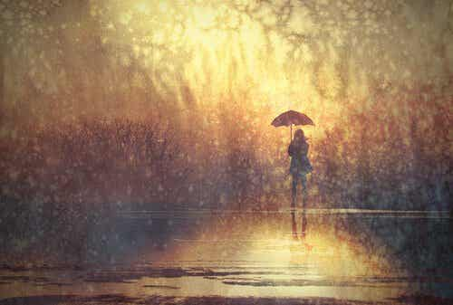 Les catastrophes personnelles sont les meilleurs guides pour nos émotions