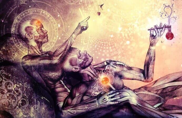 Mûrir, c'est voir l'amour dans l'âme des autres