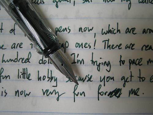 La graphologie, ou ce que votre écriture dit de vous