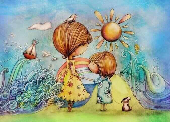 6 réponses émotionnellement adéquates que l'on peut donner aux enfants