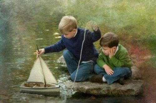 Les bases de l'assertivité s'établissent durant l'enfance