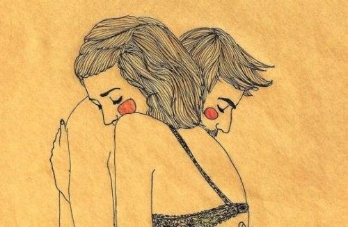 L'amour sans tendresse ne me convient pas, il n'est pas authentique