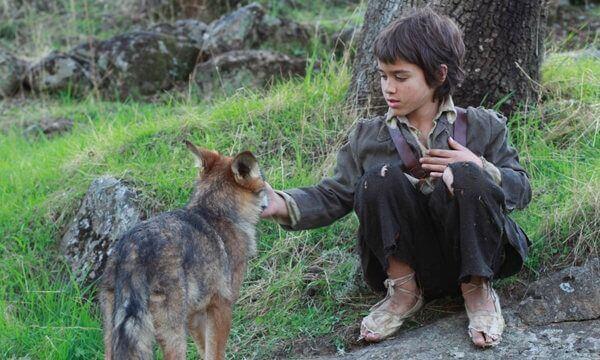 Parmi les loups : l'histoire de l'enfant qui a survécu dans la nature