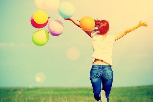 Le bonheur se trouve là où vous voulez