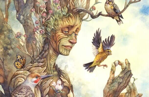 Connu Qu'apprendre des arbres pour atteindre le bonheur ? – Nos Pensées LL47