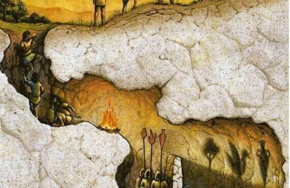 Le mythe de la caverne de Platon : la dualité de notre réalité