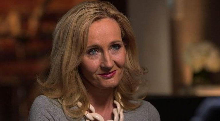 J.K. Rowling et l'amour par erreur